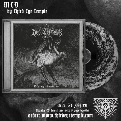 DEVIL'S EMISSARY - Demiurge Asceticism MCD