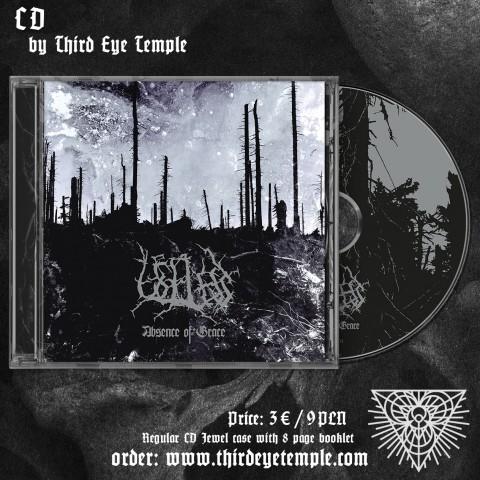 USELESS - Absence of Grace CD