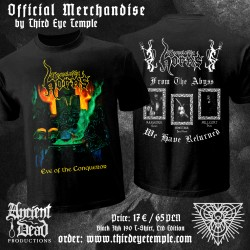 GOSPEL OF THE HORNS - Eve of the Conqueror T-SHIRT